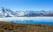 Désert d'Atacama, salar et volcans enneigés