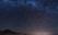 Ciel étoilée, voie lactée, ciel de Vicuna, Vallée d'Elqui, Chili