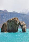 Lac, Posadas, Patagonie, Chili
