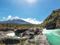 Chutes de Petrohue, Chili