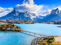 Lac Péhoé, Torres del Paine
