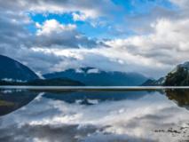 Lago Rosselot, Chili
