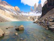 Les Torres, Torres del Paine