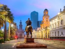 Plaza de las Armas, Santiago, Chile
