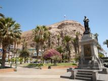 ville d'Arica, Chili