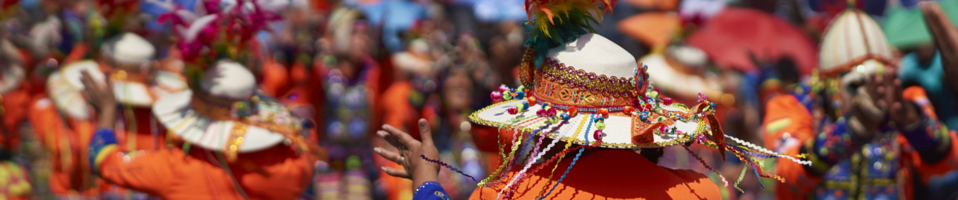 Carnaval Andin, Arica, Chile