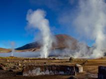 Geysers del Tatio, Atacama, Chili