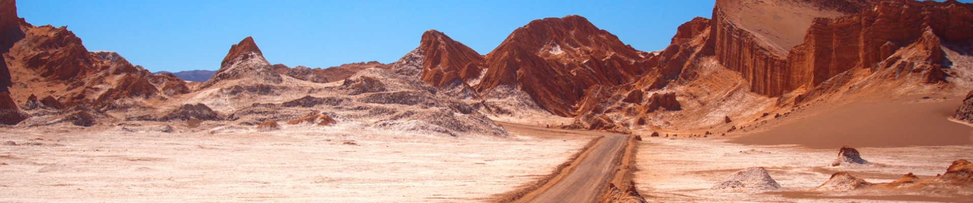 Vallée de la lune, Atacama, Chili